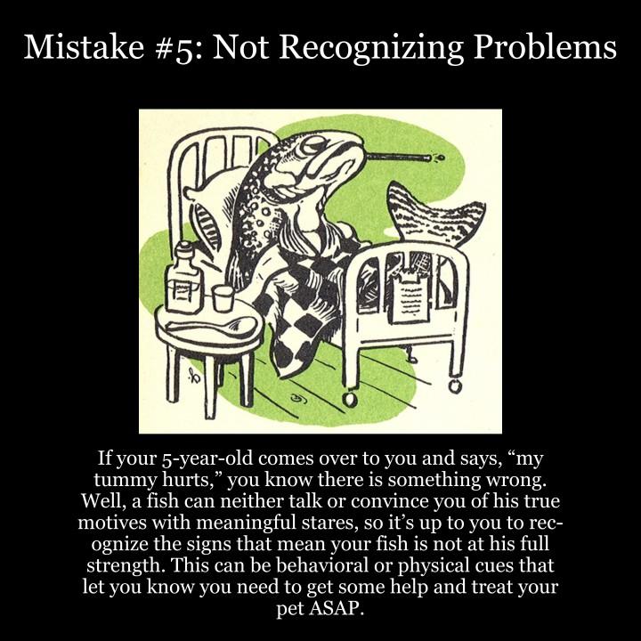 5 - not recognizing problems.pub