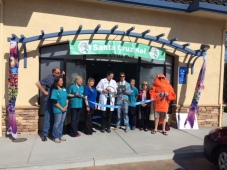 Grand Opening of our hospital and Santa Cruz Koi